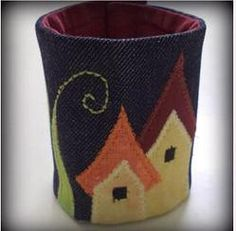 Wristbands with houses by Zervir http://www.h-art.com.au/#!product/prd1/665346541/wristbands-with-houses