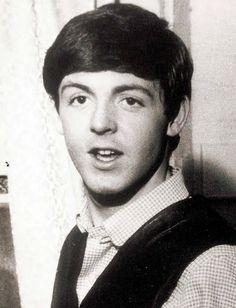 Paul McCartney (youth)