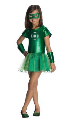 Déguisement fille - Green Lantern™