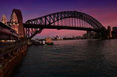 Night night Sydney!  Joining the sunset photo post bandwagon for tonight as I saw many others have posted amazing pictures of today's beautiful autumn evening! #ordinarylife #sunset #travelpix #traveltales #ewetravelgram #LifeWellTravelled #LifeOfATraveller #Sydney #australia #SnappyGoesToSydney by ewechoot