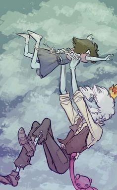 Ice King.