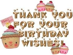 Happy Birthday Thank You Message Birthday Message To Girlfriend, Thank You Quotes For Birthday, Birthday Wishes For Friend, Today Is My Birthday, Birthday Blessings, Birthday Prayer, Birthday Images Hd, Birthday Wishes And Images, Birthday Wishes Quotes