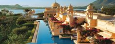 Oberoi Hotels and Resorts - Udaipur, India