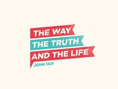 John 14:6 by Josh Warren