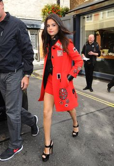 Selena Gomez London