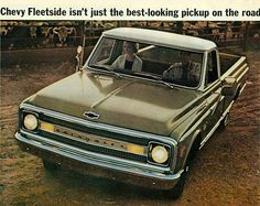 1969 Chevrolet CST Pickup Truck