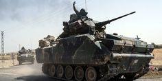 #Turkish military says 31 Islamic State militants killed in northern #Syria