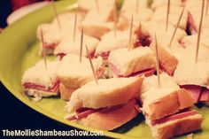 Bologna sandwiches at our People of Walmart Party