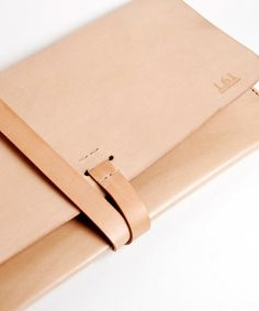 #Macbook Hold Me Tight in #leather