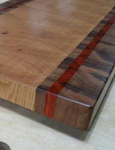 #end grain #red oak #cutting board