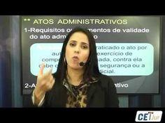 Direito Administrativo - Atos - Profª Mariele Batista - CEIJUR