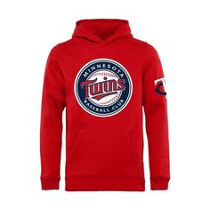 Youth Minnesota Twins Design Your Own Hoodie - $51.99