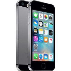 iPhone 5S 16GB Cinza Espacial Tela 4 IOS 8 4G Câmera de 8MP - Apple