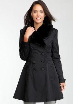Bebe Winter Women Coats Designs 2013-2014