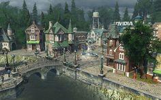 Télécharger Sun Village - dition NVIDIA Screensaver | NVIDIA Cool Stuff