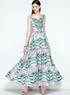 fc2081dce8c Midori Star Sheer Maxi Skirt - Pomelo Fashion