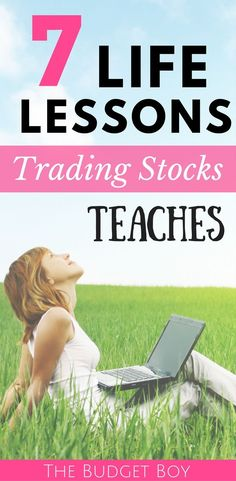 Stock market charts convey the psychology of the masses. By trading stocks, you can unlock many life principles that can help you in all areas of life. #lessonslearnedinlife #stocktrading