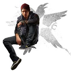 PS4 Exclusive inFAMOUS: Second Son Gets Some Amazing Character Artwork: Shows Heroes and Villains | DualShockers