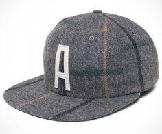 Kensington wool cap
