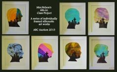 Grade Each student in Mrs. Nelson's class… School Auction Projects, Class Art Projects, Classroom Projects, Auction Ideas, Group Projects, Classroom Ideas, 7th Grade Art, Sixth Grade, Grade 3