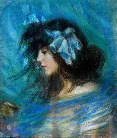 Alice Pike Barney    Dreamland