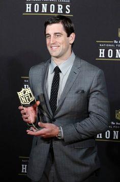 Aaron Rodgers named 2011 MVP