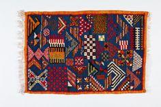 Divine Berber Moroccan Area Rug
