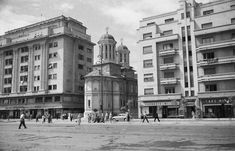 Bucharest summer photos by German Communists. Little Paris, Socialism, Old City, Wonderful Places, Places To Visit, Street View, Country, Travel, Memories