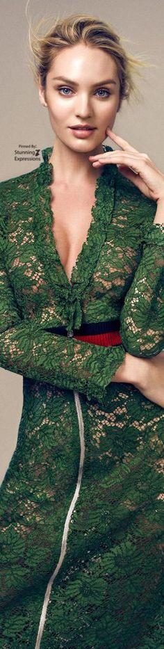 Candice Swanepoel – ELLE China May 2016