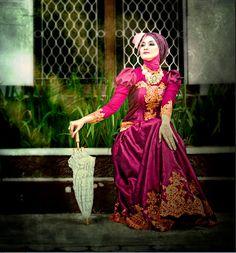 Evening Hijab Dress