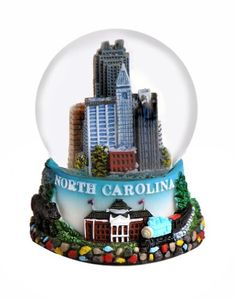 Raleigh North Carolina Snow Globe Sign Me Up…