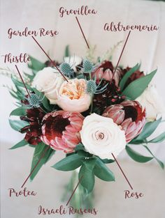 Brautstrauß Protea wedding bouquet Raising the Echinacea Herb In Your Herb Garden For Use In Herbal Fall Bouquets, Fall Wedding Bouquets, Bride Bouquets, Flower Bouquet Wedding, Bridesmaid Bouquet, Tropical Wedding Bouquets, Autumn Wedding, Floral Bouquets, Wedding Bridesmaids