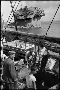 © Henri Cartier-Bresson/Magnum Photos Campania. Ischia. 1952.