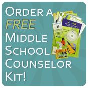Order a free middle school counselor kit  College Information