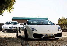 #Lamborghini Gallardo LP560-4 Spyder