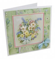 Jayne Netley Mayhew Artist At Work, Cardmaking, Pond, Decoupage, Birthday Cards, Decorative Boxes, Projects To Try, Scrap, Inspiration
