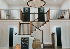 Venue: The Sycamore Winery Photography: Astrid Johana Photography Wedding Colors, Stairs, Photography, Home Decor, Stairway, Photograph, Decoration Home, Color Scheme Wedding, Staircases
