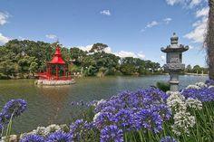 Buddha Eden Garden in Quinta de Loridos - Bombarral - PORTUGAL