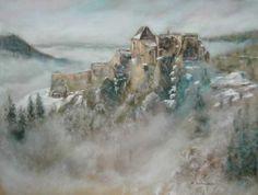 gravure fort de joux - Par Maurice Labadie