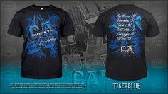 California Allstars - Black Program T-shirt