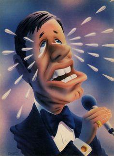 Jerry Lewis  (by Robert Grossman)