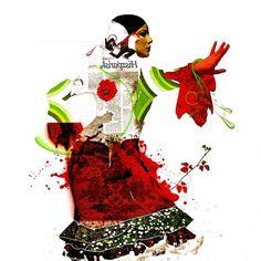Buenos días desde Flamenco en Sevilla...
