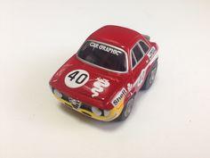 Alfa Romeo GTA 1300 Junior CAR GRAPHIC