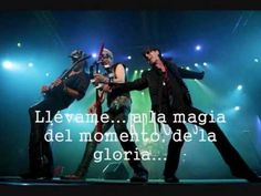 Vientos De Cambio- Scorpions- Letra
