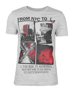 WE Fashion printed T-shirts