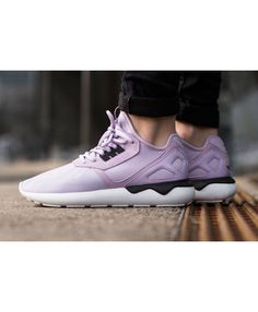 best sneakers feda5 a9ff9 ... Womens Fashion Lightweight Trainers T-1909. See more. Adidas Tubular  Bliss Purple Trainer Purple Trainers, Purple Sneakers, Basket Vintage, Air  Max