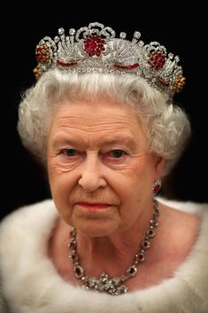 Queen Elizabeth II - The Queen And The Duke of Edinburgh Arrive in Slovenia