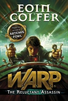 Booktopia has WARP The Reluctant Assassin, WARP : Book 1 by Eoin Colfer. Buy a discounted Paperback of WARP The Reluctant Assassin online from Australia's leading online bookstore. Pdf Book, Book 1, Artemis Fowl, Ya Books, Good Books, Galera Record, Science Fiction, Children's Book Awards, Young Adult Fiction