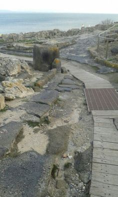 Tharros Oristano rovine romane