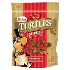 DeMet's Turtles Caramel Nut Clusters Minis Original 5 oz : Target